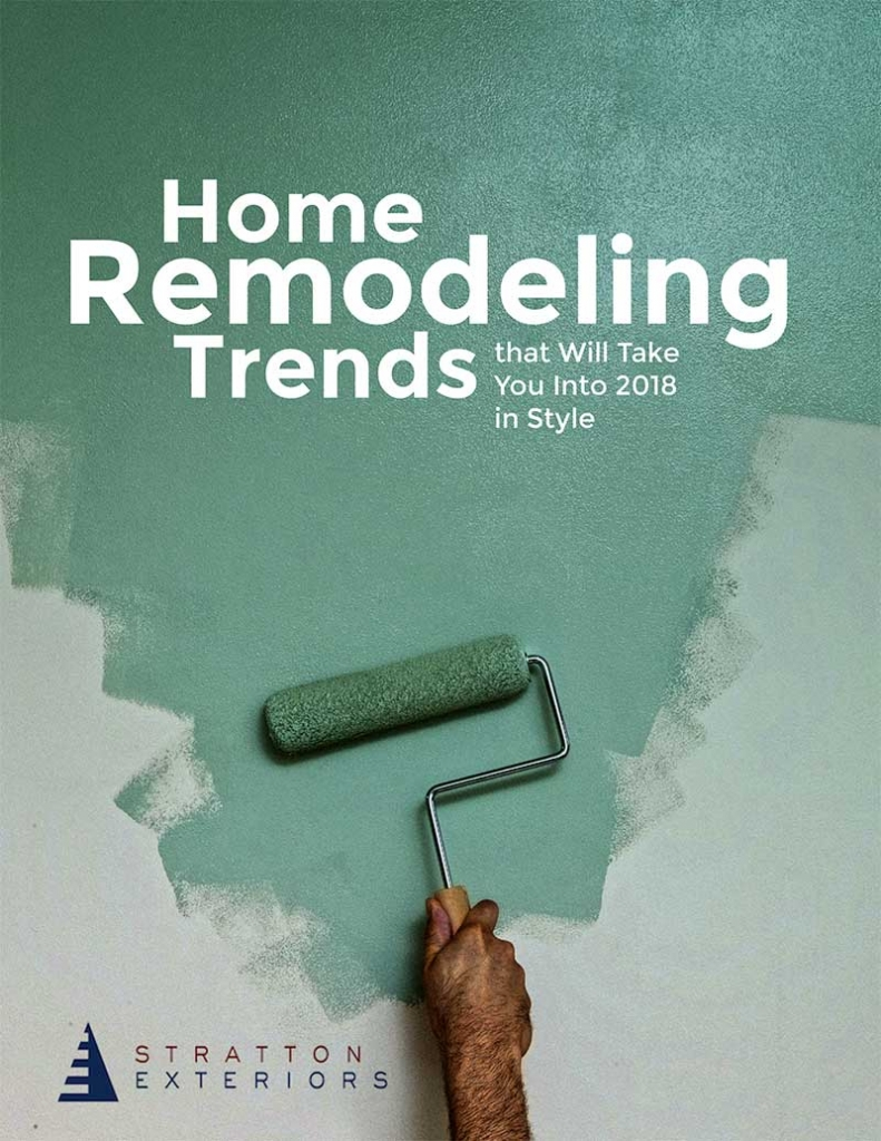 Statton Exteriors Home Remodeling Trends eBook