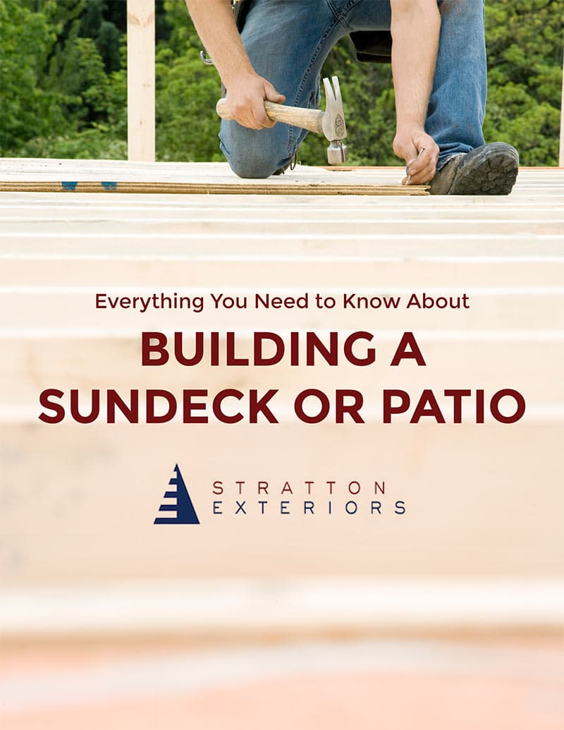 Everything You Need to Know About Building a Deck, Patio, or Pergola