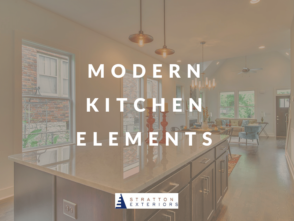 Key Features of a Modern Kitchen